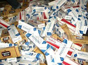 Kaçak sigaracılara operasyon