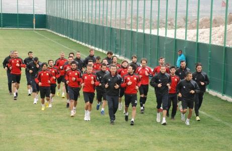 Şanlıurfaspor Göztepe için İzmir'e gidiyor