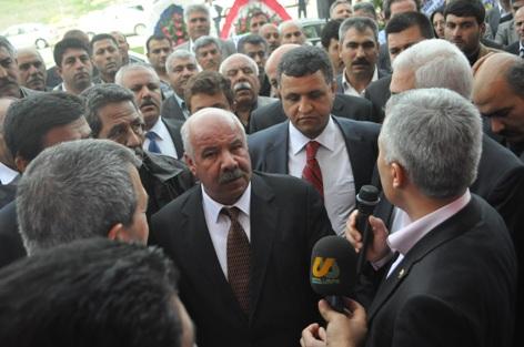 GOLDAS Mobilya Fuarı Karaköprü'de açıldı VİDEO