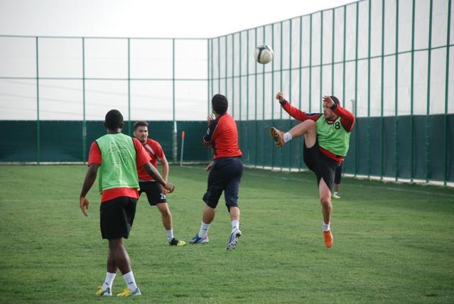 Şanlıurfaspor, Samsunspor maçına hazır