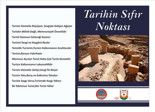 """15-22 Nisan 2013 """"Turizm Haftası"""" Etkinlikleri Başlıyor"""