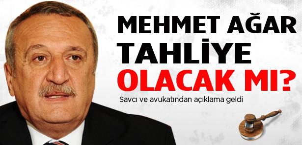 Mehmet Ağar'a tahliye haberine yalanlama