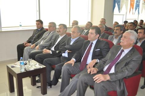 AK Parti Merkez İlçe Toplantısı gerçekleşti VİDEO
