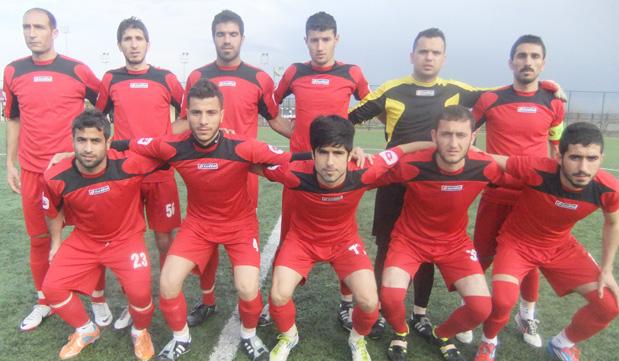 Karaköprü Belediyespor şampiyon oldu VİDEO