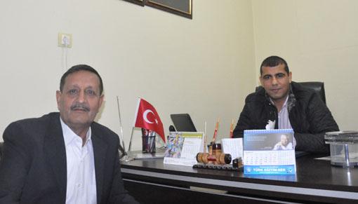 Harran Belediye Başkanından Güneş'e Ziyaret