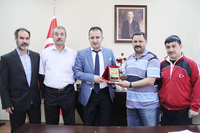 Irak Türkmen Spor Birliği Urfa'da