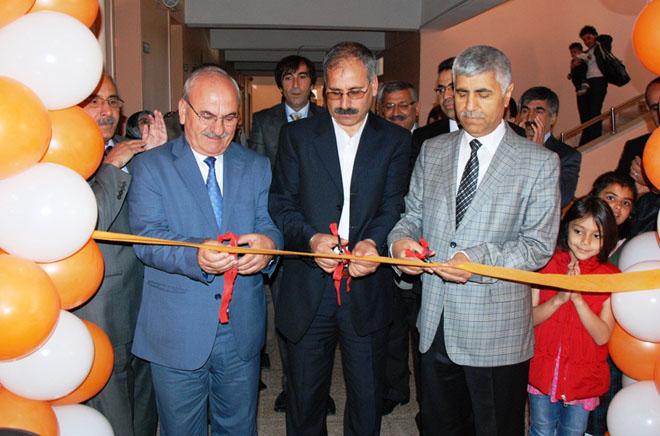 Bilim Sanat Merkezi Sergisi Açıldı