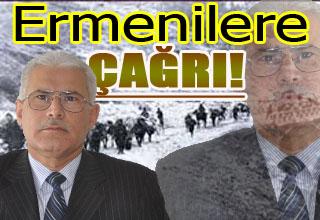 Aloğlu'ndan Ermenilere çağrı VİDEO