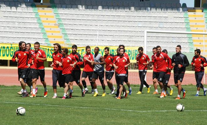 Urfaspor Torku Konyaspor'u ağırlayacak