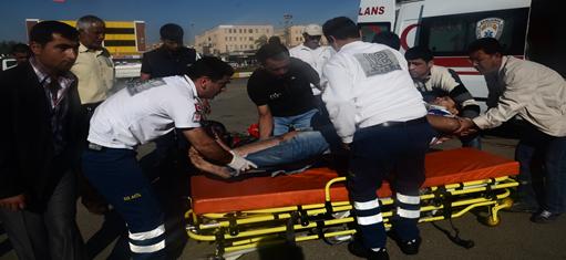 Yine Şanlıurfa yine motorsiklet kazası: 1 Yarlı VİDEO