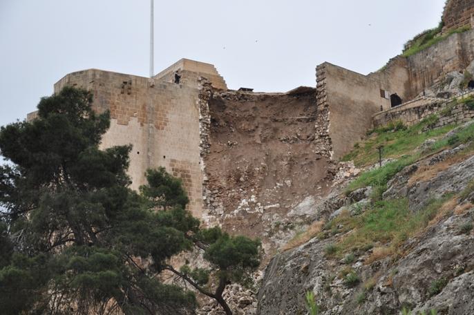 Şanlıurfa kalesinde arkeolojik kazıya başlandı