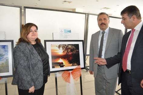Türk Telekom Sağlık ve Sosyal Yardım Vakfı'nın fotoğraf sergisi Şanlıurfa'da sanatseverlerle buluştu