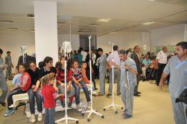 Viranşehir'de öğrenciler zehirlendi VİDEO