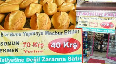 Şanlıurfa'da ucuz ekmek bilmecesi