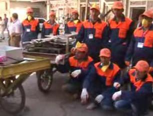 Sokak'ta Çalışanlar Kayıt Altına Alınıyor
