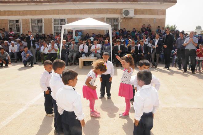 Okul bahçeleri semt sahalarına dönüştü-VİDEO