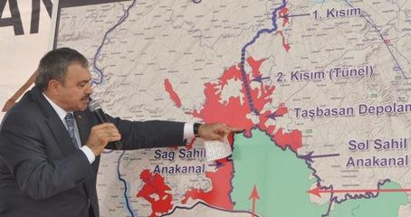 Suruç'a dev yatırımı Eroğlu ve Çelik yaptı VİDEO