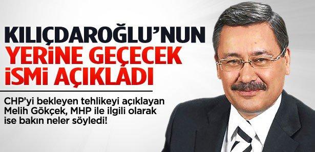 Kılıçdaroğlu'nun yerine geçecek ismi açıkladı!