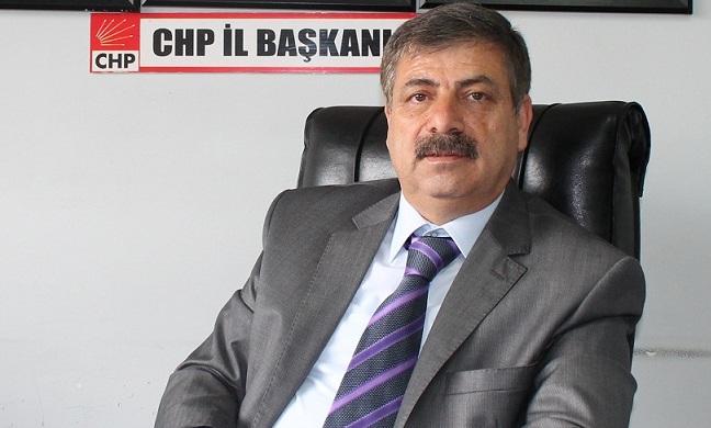 CHP İl Başkanından provokasyon uyarısı VİDEO
