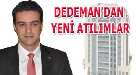 Genel Müdür Tuncer, Dedeman'ı anlattı VİDEO