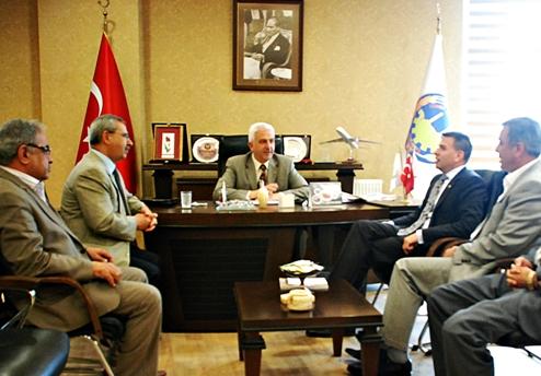Ertekin: Türkiye ve ABD'nin işbirliği bizleri sevindirecektir