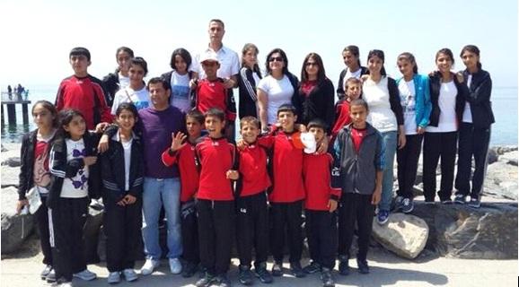 Şanlıurfalı çocuklar İstanbul'da
