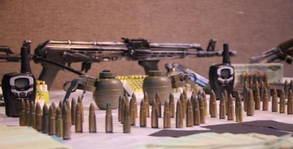 Urfa'da Kaçakçılık Operasyonu, 4'ü asker 25 gözaltı
