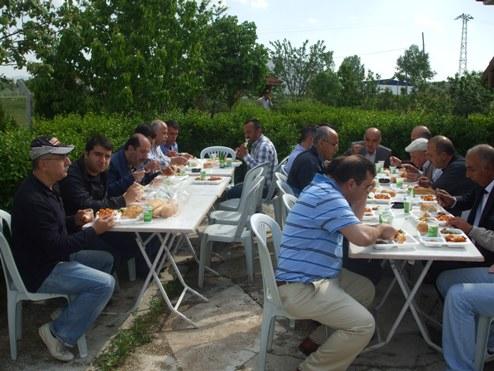 Ankara'da Şanlıurfalılar piknikte buluştu
