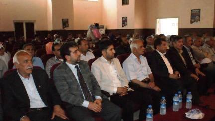 AK Parti Ceylanpınar Danışma Meclisi toplantısı yapıldı