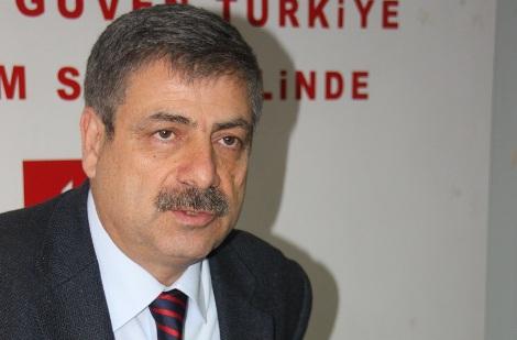 CHP İl Başkanı, Halfeti Belediye Başkanını topa tuttu