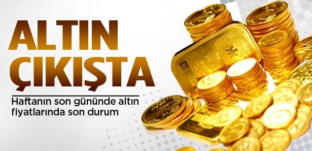 Altın fiyatlarında artış devam ediyor