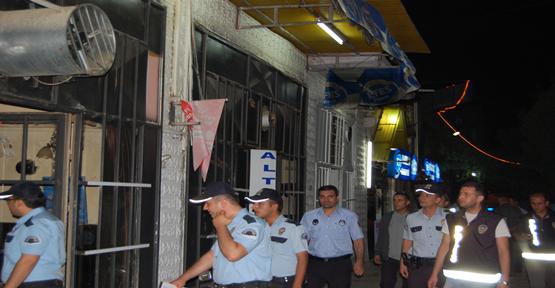 Şanlurfa'da Polis Gece Baskını Düzenledi