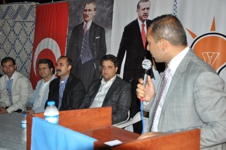 'Urfa, Türkiye'nin medarı iftiharı'