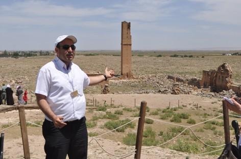 Harran'a turist akını VİDEO