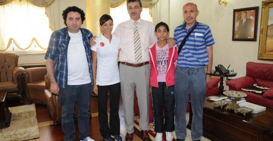 Sefaspor Milli Sporcular Şanlıurfa'ya getirdi