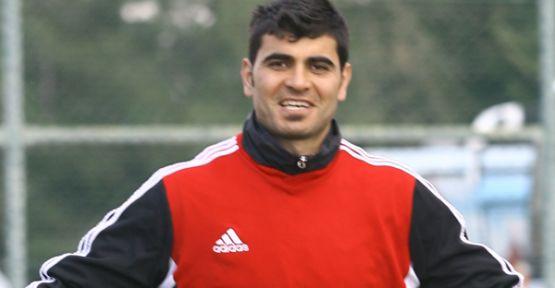 Abdullah Halman Şanlıurfaspor'a geri döndü