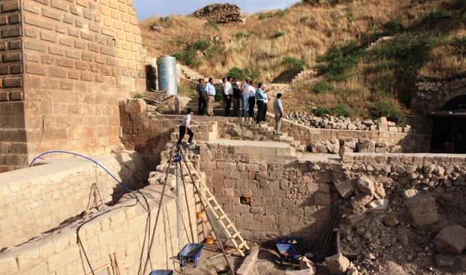 Urfa Kalesi Tekrar Ziyarete Açılıyor