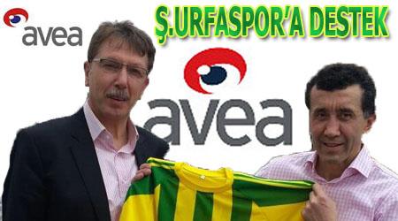 AVEA'dan Şanlıurfaspor'a destek