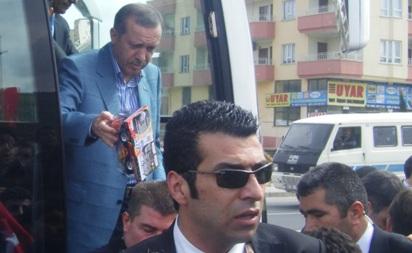 Mücahit Erbakan'dan sonra, Mücahit Erdoğan