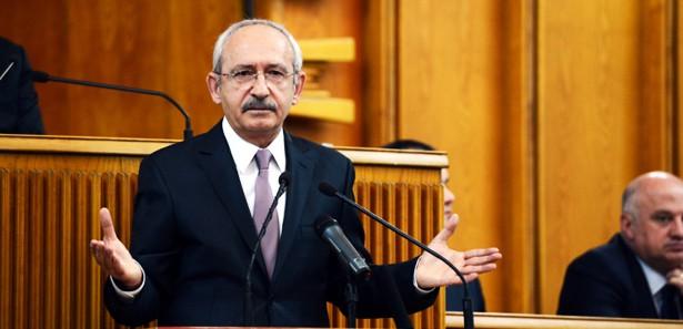 Kılıçdaroğlu: 1 numaralı provokatör Erdoğan'dır