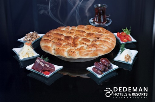Dedeman Şanlıurfa'da ramazan hazırlığı