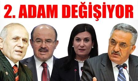 Yeni TBMM Başkanı kim olacak?