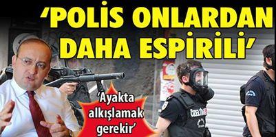 'Polis daha espirili'