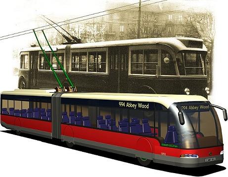 Trolleybus Ring için çözüm müdür?