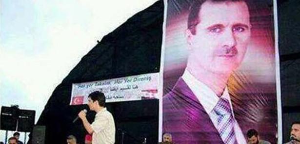 Grup Yorum'un Suriye konserine tepki