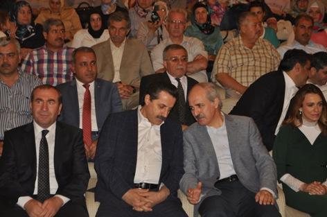 Çelik Ve Numan Kurtulmuş Danışma Meclisinde Muhalefete saydırdılar VİDEO