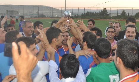 AK Gençlik Turnuvasında Viranşehir Şampiyon VİDEO