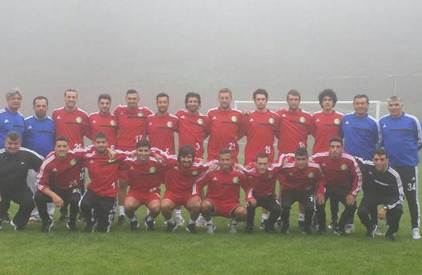 Urfaspor 2013-2014 sezonunun hazırlıklarına başladı