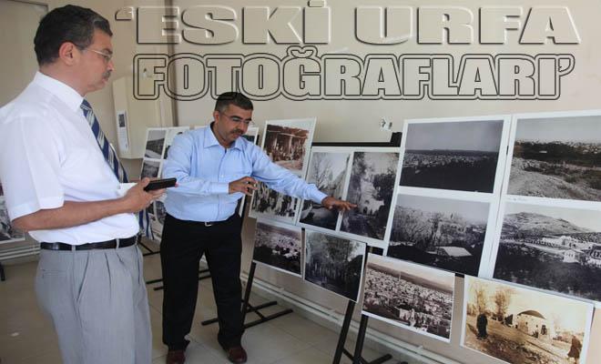 Güvenç Eski Urfa Fotoğrafları Sergisine Katıldı-VİDEO