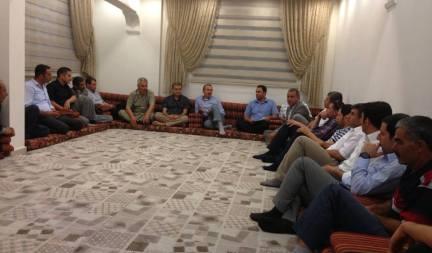 AK Parti Sandık Danışma Meclisi Toplantıları devam ediyor